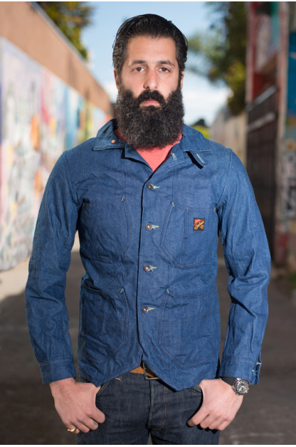 Mister Freedom Conductor Jacket