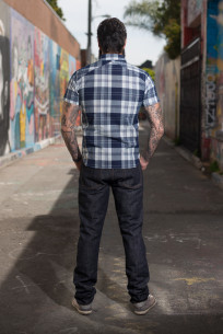 3sixteen+ 40BSP 16.5oz Caustic Wave Denim  - Straight Tapered - Image 1