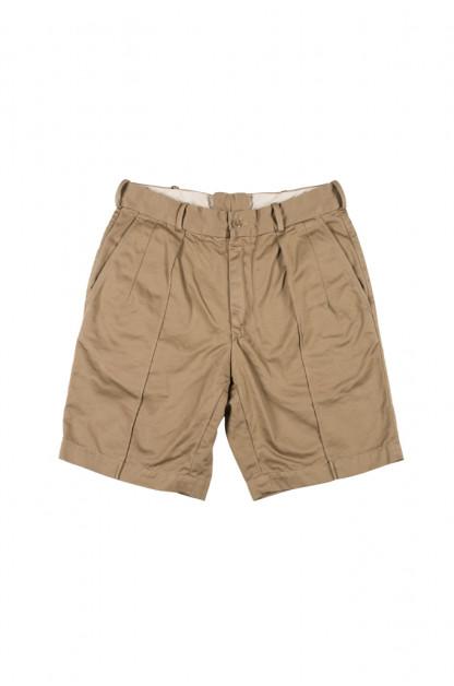 "Stevenson ""Weekend Warrior"" Shorts - Khaki"