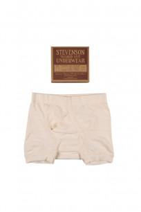 Stevenson Tanguis Cotton Athletic Boxer Briefs - Natural - Image 0