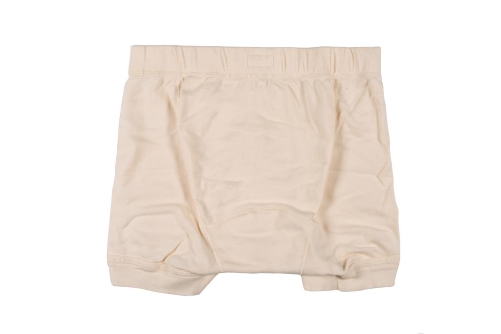 Stevenson Tanguis Cotton Athletic Boxer Briefs - Natural - Image 2