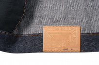 3sixteen+ 16.5oz Caustic Wave Denim - Type III Modified Jacket - Image 9