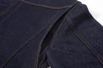 Iron Heart Rider's Jacket - Indigo - Image 6