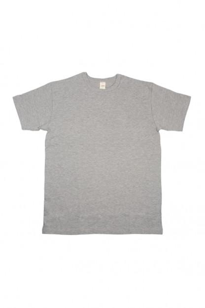 3sixteen Heavyweight T-Shirts / 2-Pack - Gray