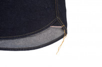 Iron Heart 18oz Denim CPO Shirt w/ Hand Pockets - Indigo - Image 6