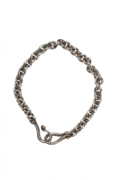 Neff Goldsmith Hook & Eye Bracelet