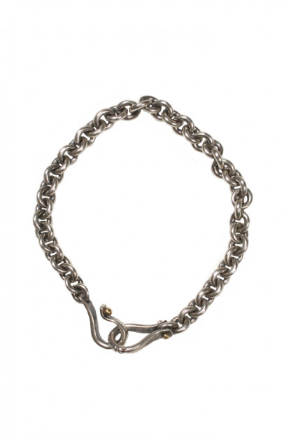 Neff Goldsmith Hook & Eye Bracelet