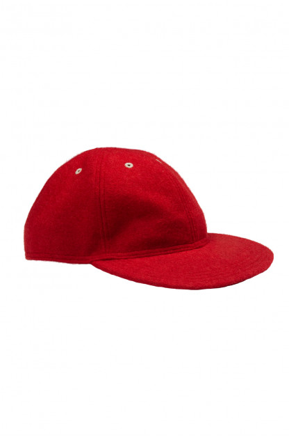 Papa Nui 38th Parallel Red Cap
