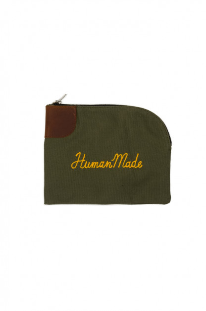 Human Made Bank Bag Wallet