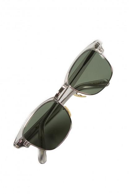 Globe Specs = The Barracks - The Reggie - Clear Frame