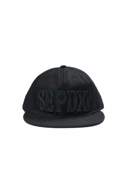Ebbet's Field for Self Edge Cap - SEPDX Blacked Out