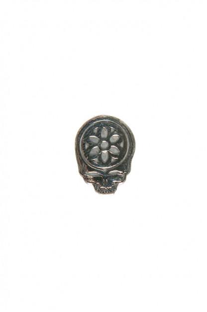 Good Art Sterling Silver Pin - Grateful