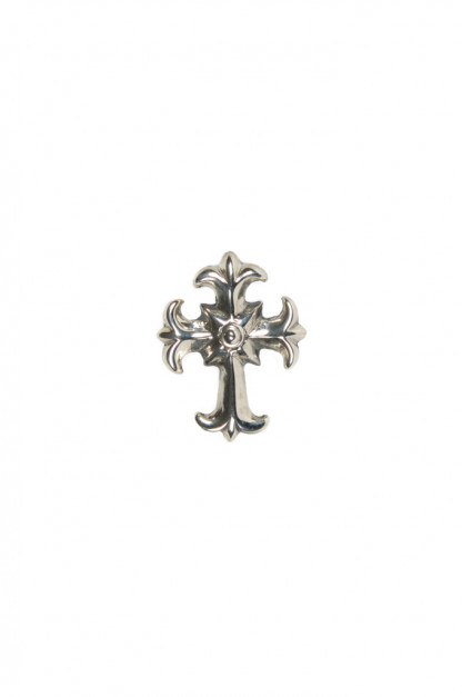 Good Art Sterling Silver Pin - Spanish Cross