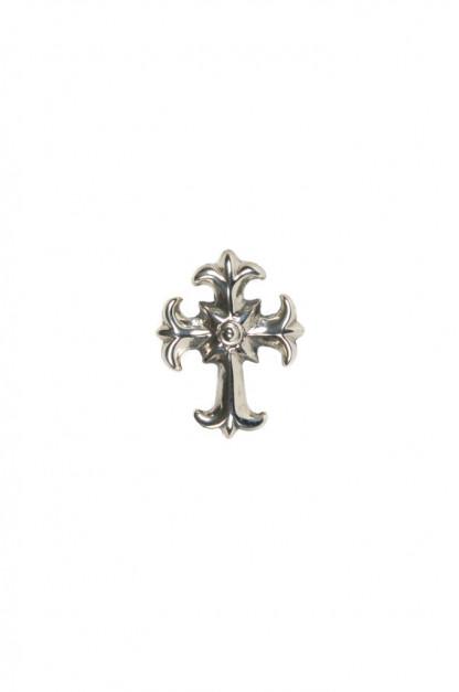Good Art Sterling Silver Pin - Spanish Cross