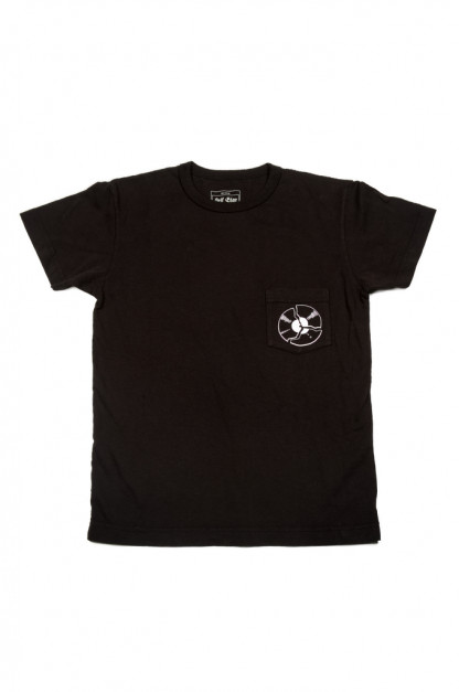 Self Edge Graphic Series T-Shirt #5 - Zero Half Measures