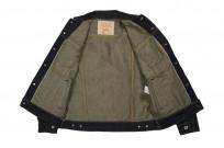 Iron Heart Type III 21oz Indigo Jacket w/ Hand Pockets - Image 7