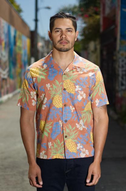 """Sun Surf """"Lovers Beach"""" Shirt"""