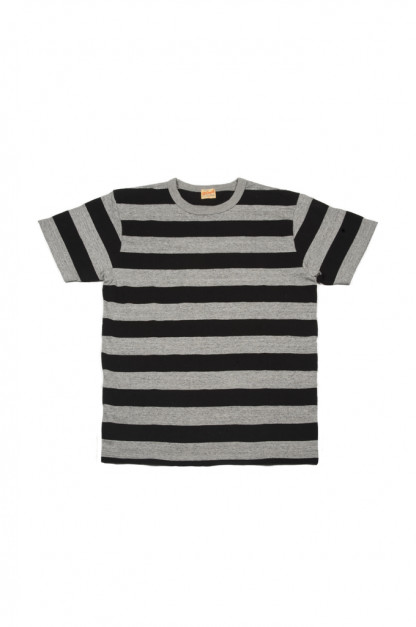 Whitesville Striped Border T-Shirt