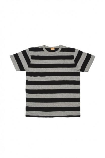Whitesville Striped Border T-Shirt