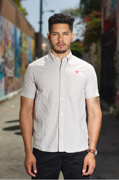 Human Made Ripstop Short Sleeve Shirt