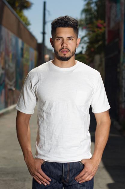 "Orgueil ""Wave Master Flex"" Shirt - White T-Shirt"