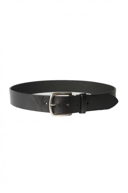 3sixteen Heavy Duty Leather Belt - Black