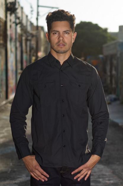 Monitaly Triple Needle Vancloth Shirt