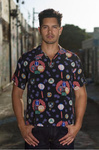 Sun Surf Special Edition Commando Shirt