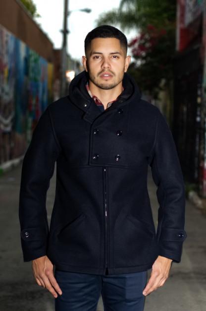 Mister Freedom Hudson Melton Wool Jacket