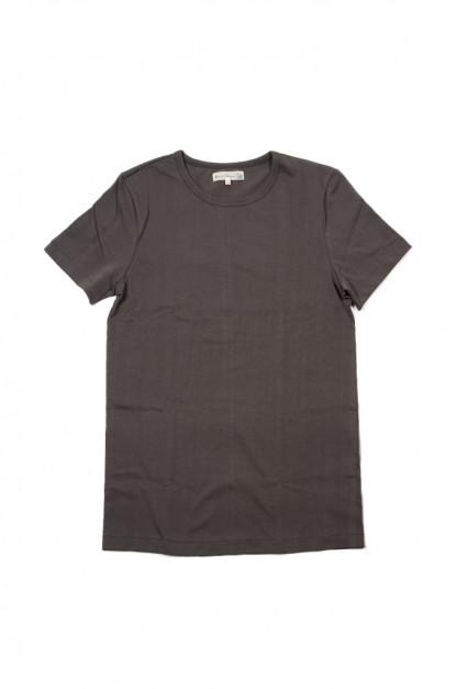 Merz B. Schwanen 2-Thread Heavy Weight T-Shirt - Stone T-Shirt