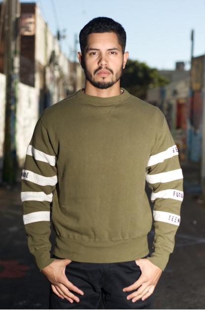 Human Made Arm Band Sweater