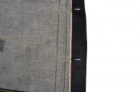 Iron Heart 18oz Raw Selvedge Type II Jacket - Image 8