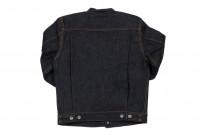 Iron Heart 18oz Raw Selvedge Type II Jacket - Image 9