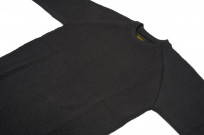 Stevenson Absolutely Amazing Merino Wool Thermal Shirt - Charcoal - Image 5
