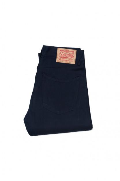 Stevenson 210 Big Sur Jeans - Straight Tapered Indigo/Indigo