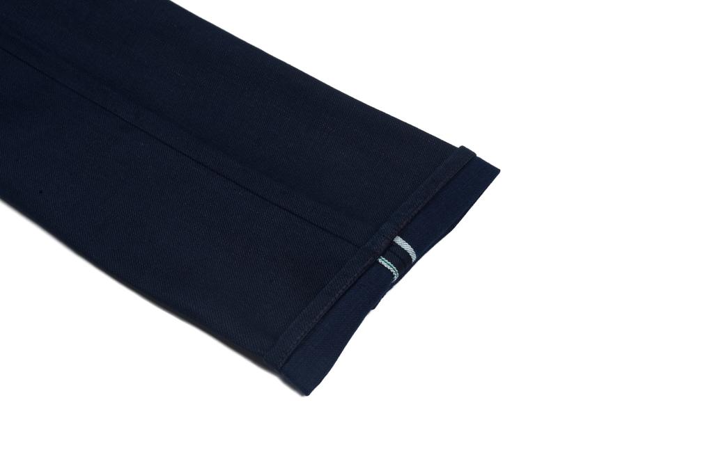 Stevenson 210 Big Sur Jeans - Slim Tapered Indigo/Indigo - Image 8