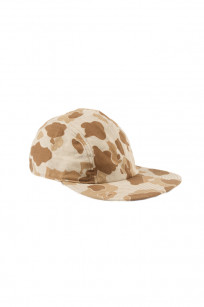 Papa Nui Okinawa Cap - Herringbone Cotton Twill - Image 0