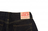 Strike Gold 5104 Weft Slub Jean - Straight Tapered - Image 6