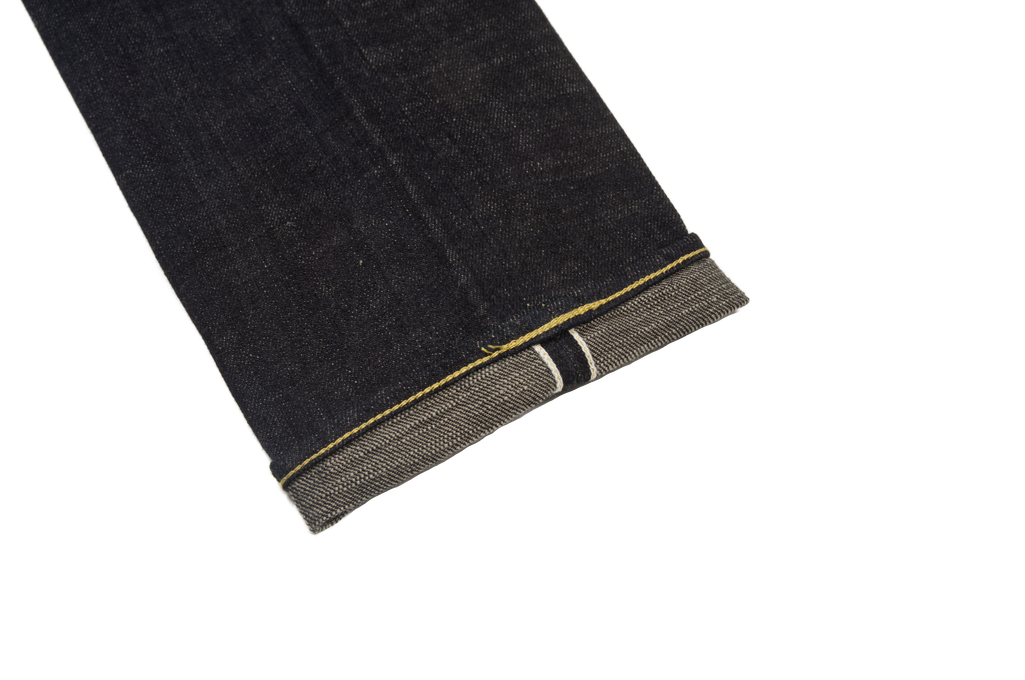 Strike Gold 5104 Weft Slub Jean - Straight Tapered - Image 8