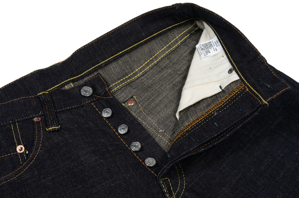Strike Gold 5104 Weft Slub Jean - Straight Tapered - Image 9