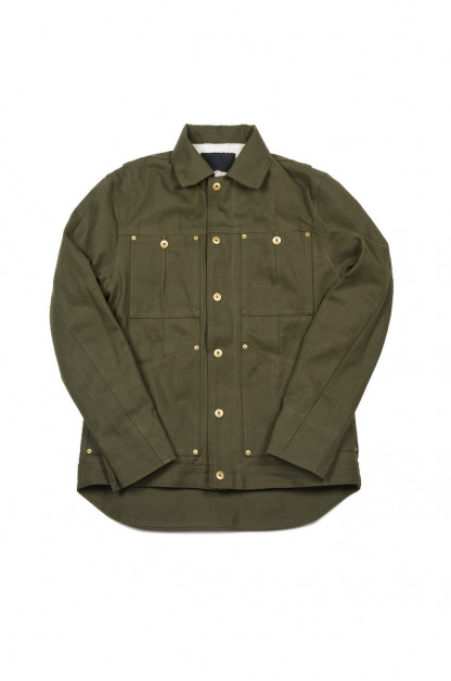Nine Lives Sky Valley Jacket - Khaki
