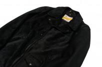 3sixteen x Schott Waxed Roughout Cowhide Jacket - Image 5