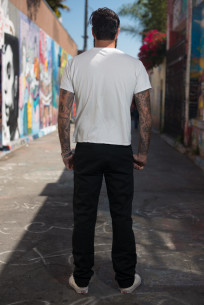 3sixteen Selvedge Chinos - Black - Image 5