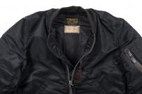 Buzz Rickson x William Gibson MA-1 Coat - Long - Image 6