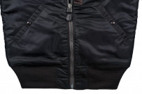 Buzz Rickson x William Gibson MA-1 Coat - Long - Image 7