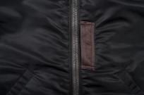 Buzz Rickson x William Gibson MA-1 Coat - Long - Image 8