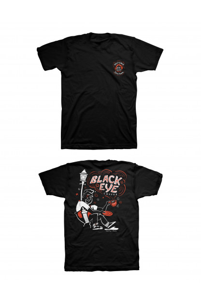 "Self Edge x 3sixteen ""Black Eye"" T-Shirt"