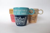 Studio D'Artisan Stoneware Mug - Image 2