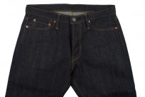Flat Head 3002 14.5oz Denim Jean - Slim Tapered - Image 3