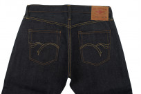 Flat Head 3002 14.5oz Denim Jean - Slim Tapered - Image 4